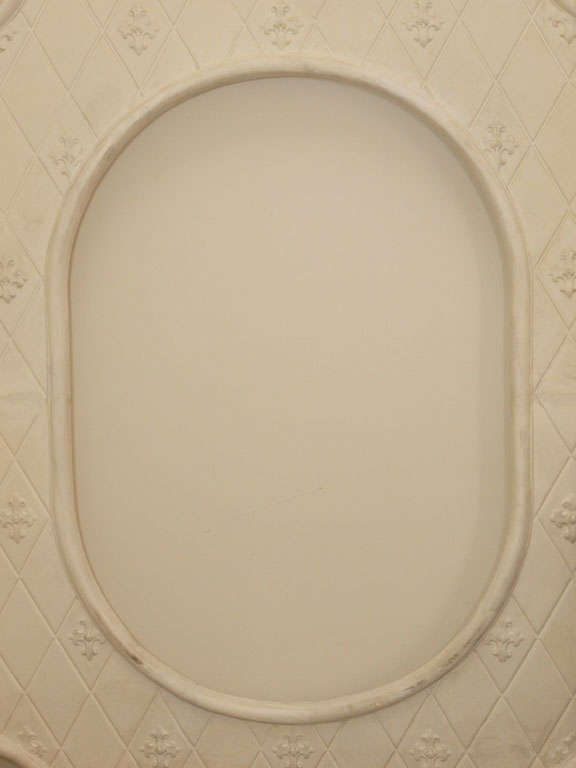Two Enormous French Plaster Frames 9