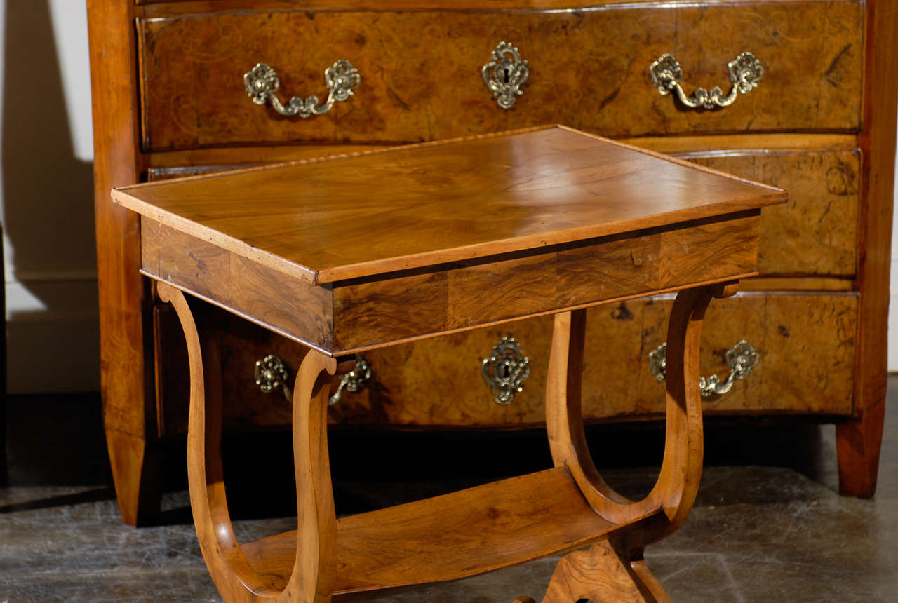 French Directoire Style Table At 1stdibs