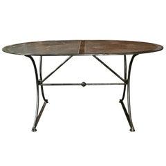 Steel Industrial Table