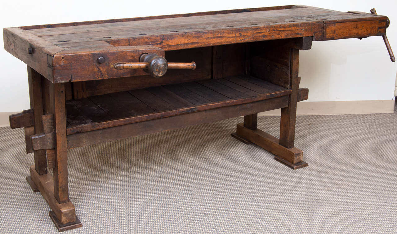 ... Carpenter's Bench Download building small wood projects for the home