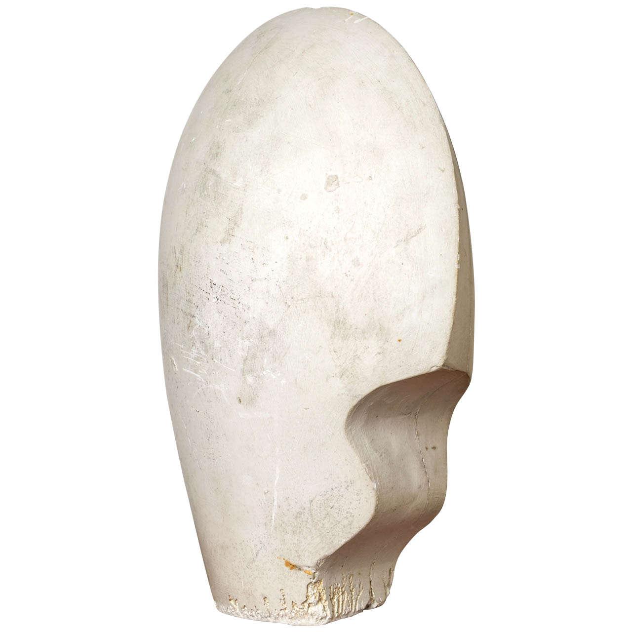 Jean Hans Arp, Great helm head (Tête de heaume)