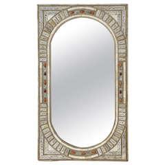 Moroccan Mirror Inlaid