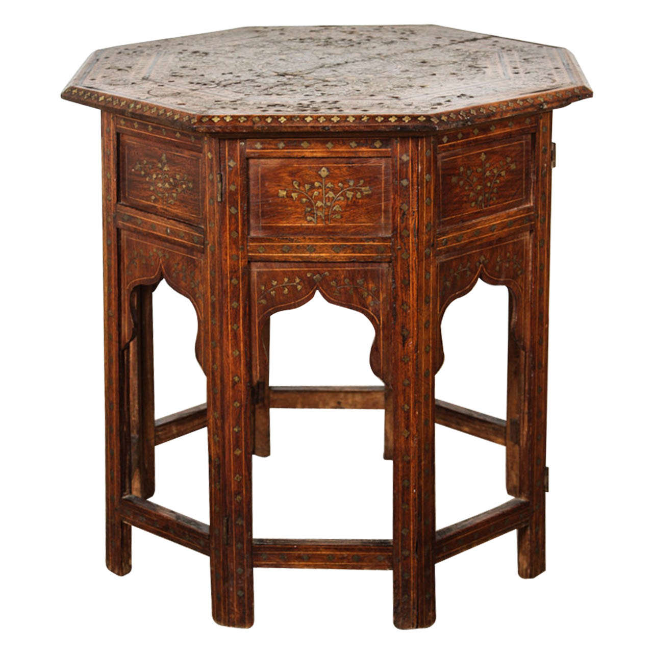 Octagon Side Table ~ X g