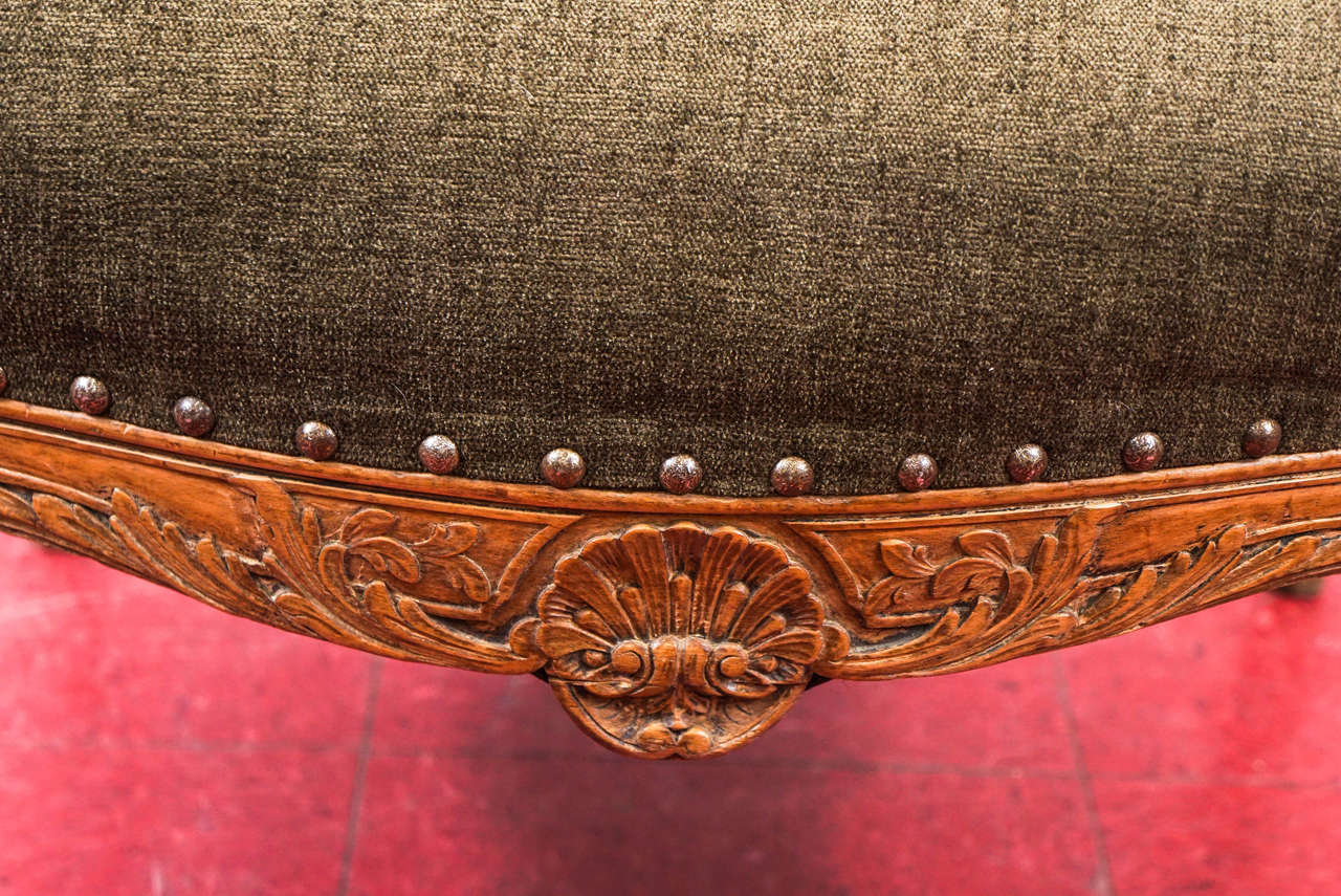 Louis XV Style Armchair For Sale 2