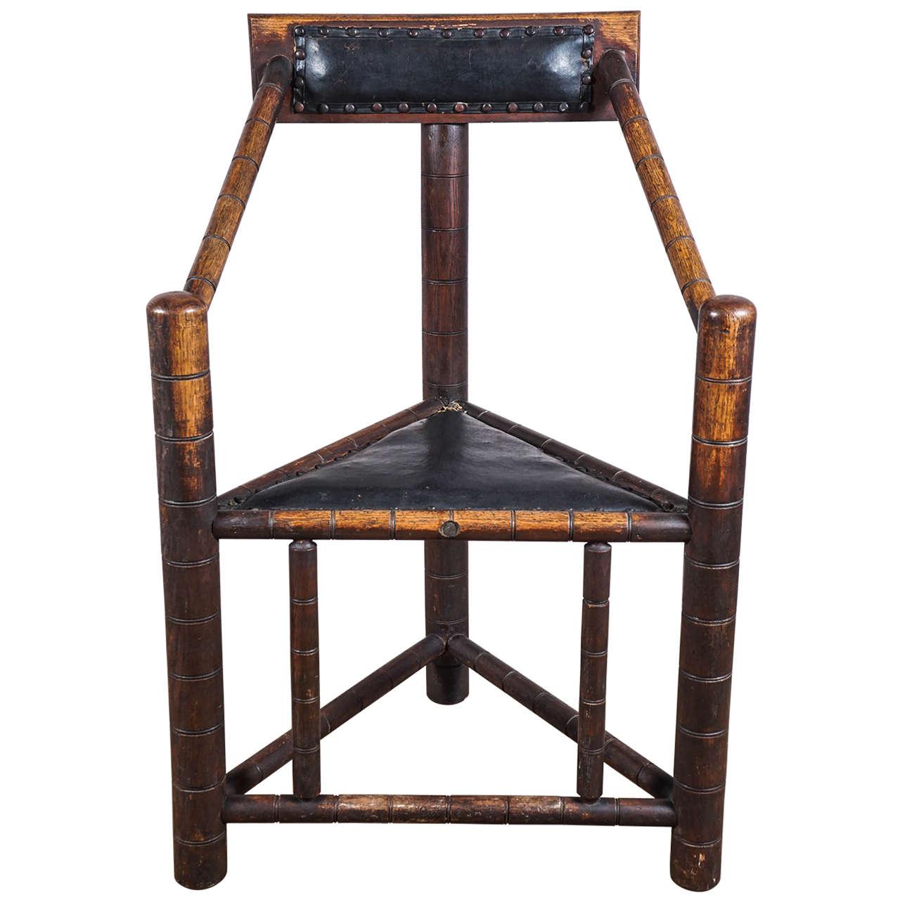 Turner Chair At 1stdibs