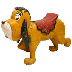 Droopy Carousel Animal / Horse