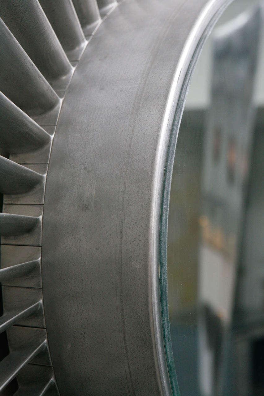Vintage Aviation Engine Mirror For Sale At 1stdibs