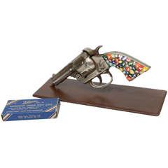 Gene Autrey Toy Pistol by Richard Marquis