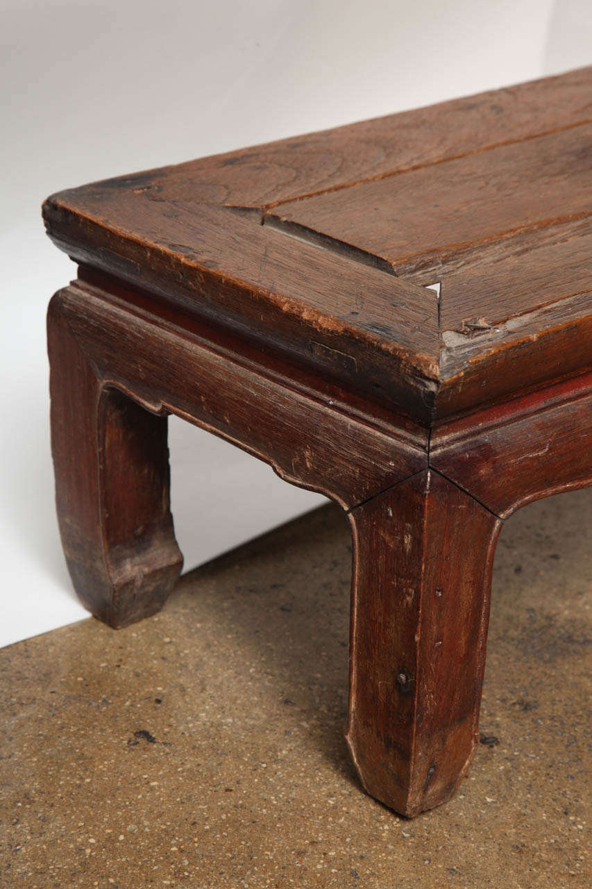 Wooden Chinese Altar Table At 1stdibs