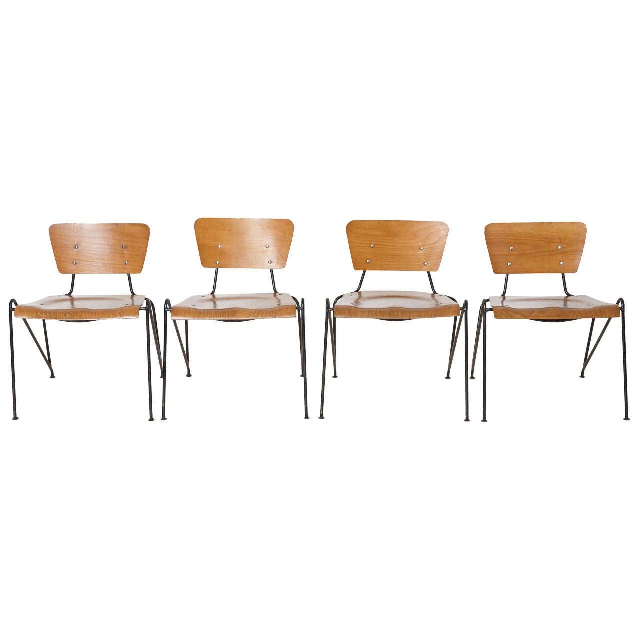Gastone Rinaldi Chairs