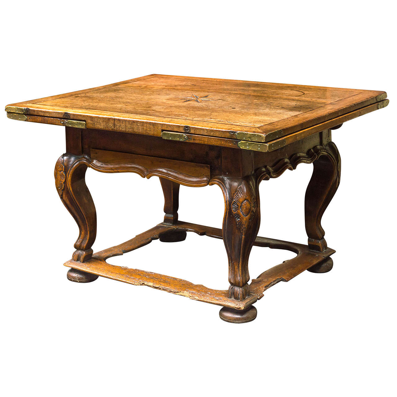 Impressive dutch baroque center table at 1stdibs for Furniture centre table