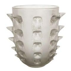 Lalique Corinthe Vase