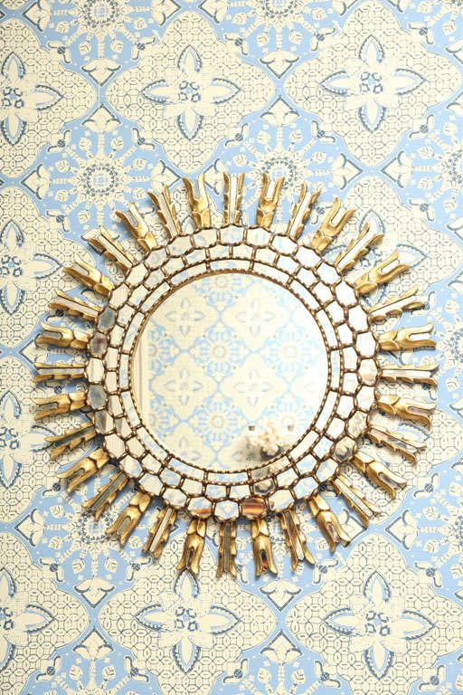 European Sunburst Mirror 2