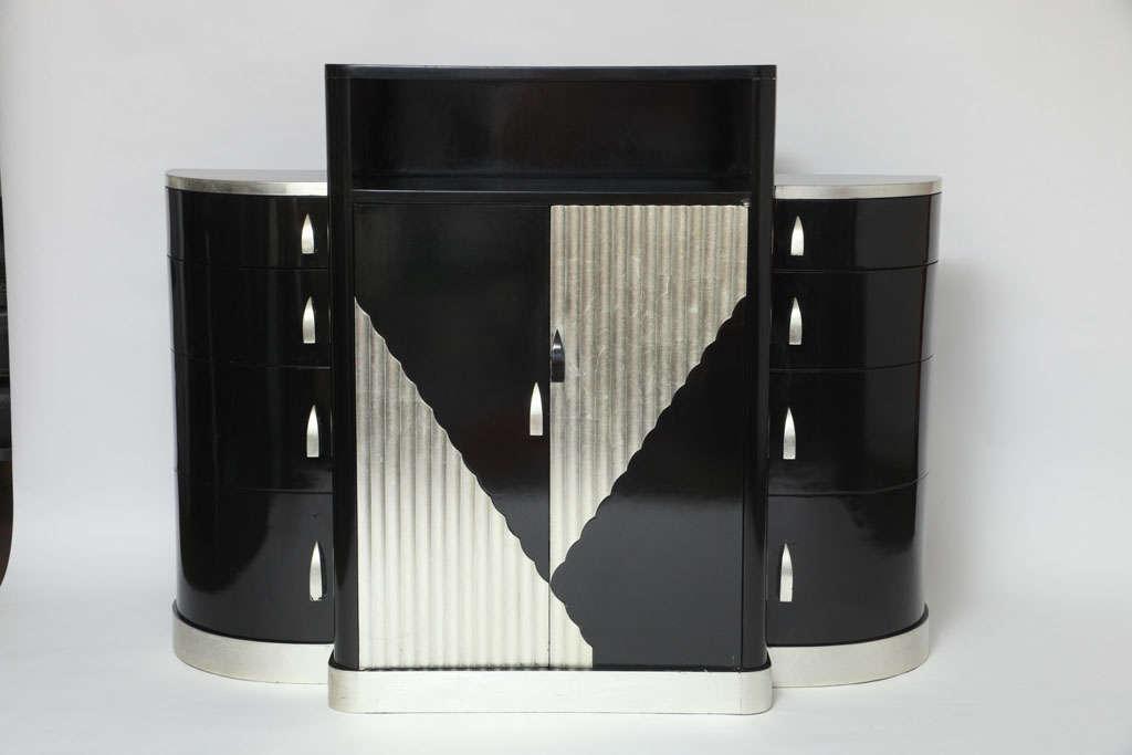 French art deco dresser by paul poiret at 1stdibs for Famous art deco interior design