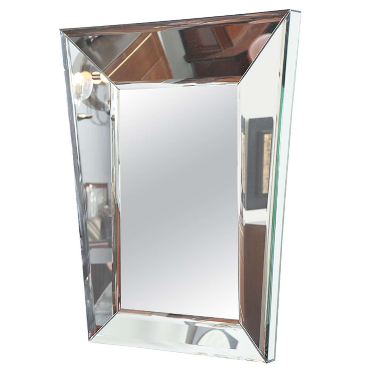 for Beveled mirror