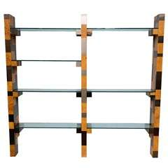 Paul Evans Cityscape Wall Unit