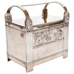 Italian Art-Deco Humidor