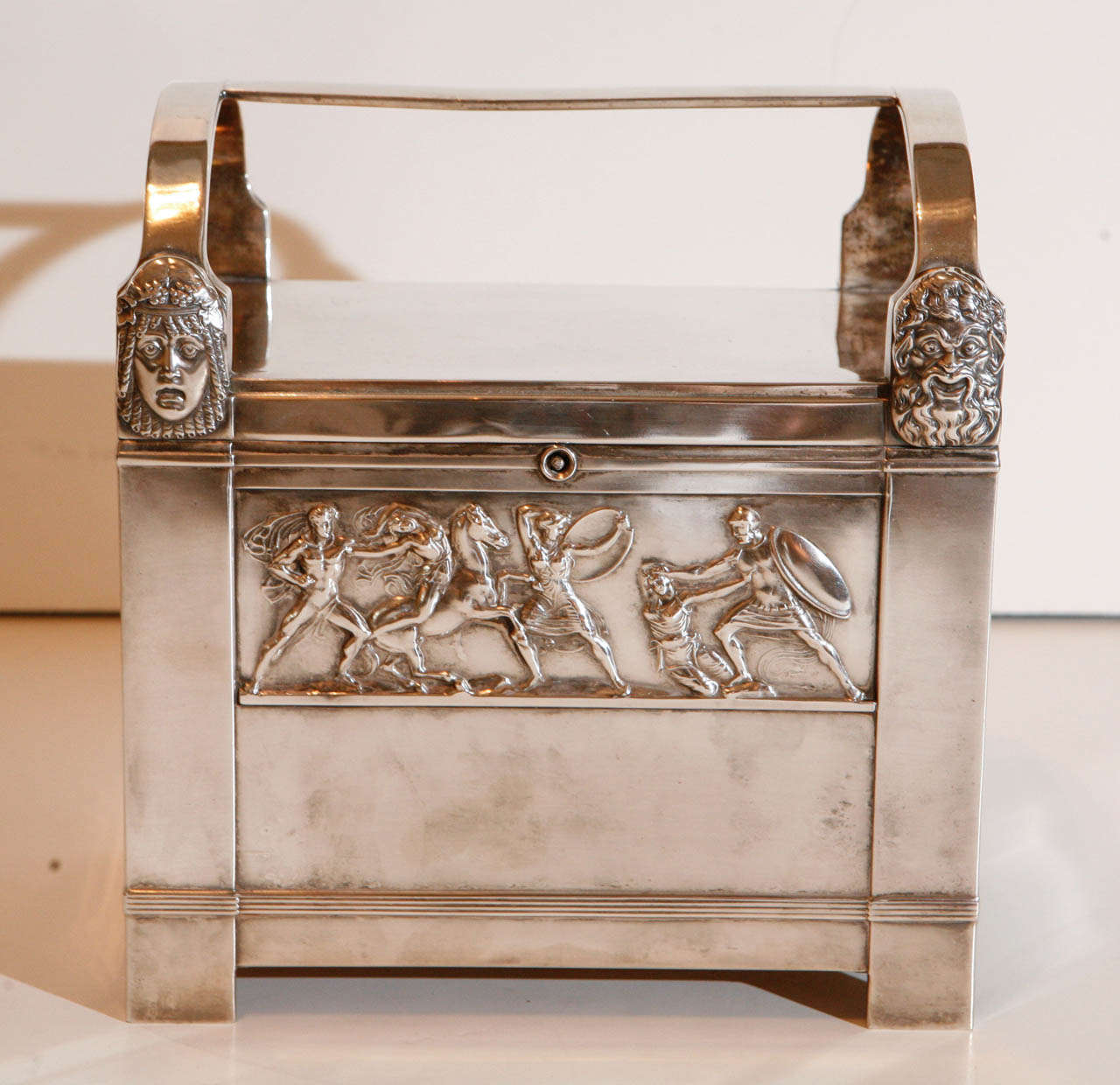 Art Deco Italian Art-Deco Humidor For Sale