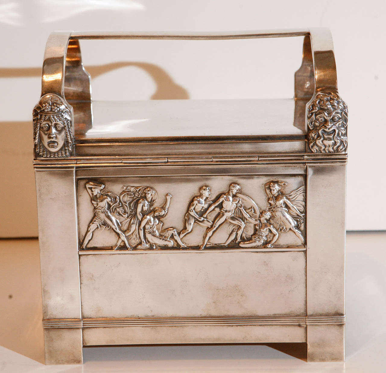 Italian Art-Deco Humidor For Sale 1