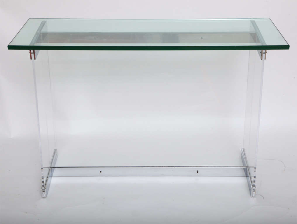 Alessandro Albrizzi Table ,Used as the Reception Desk