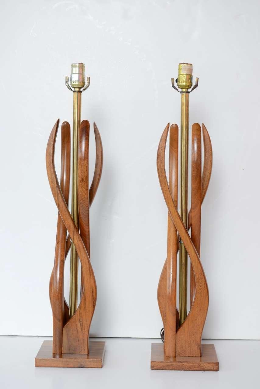 Beautiful Mid Century Modern Danish Style Teak Wood Table ...