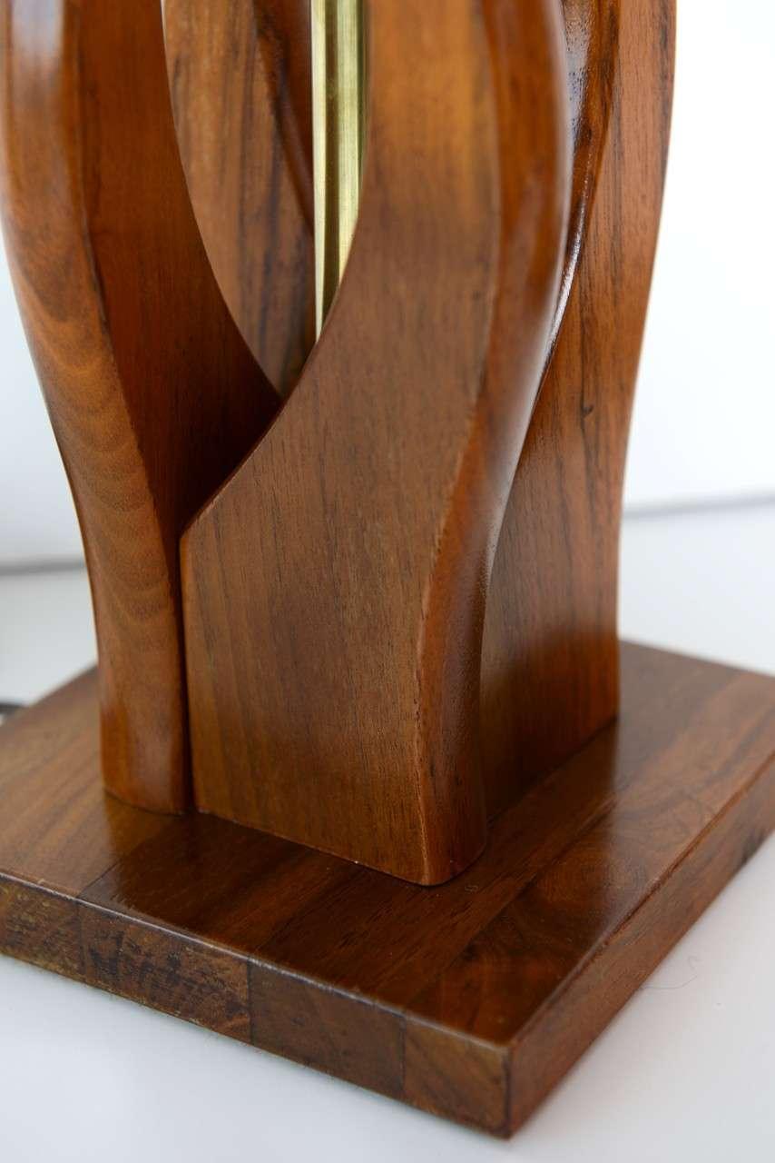 Beautiful Mid Century Modern Danish Style Teak Wood Table