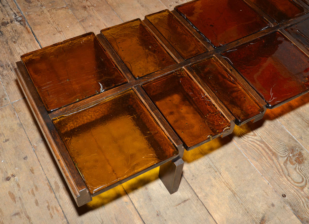 1970s Coffee Table By Roger Capron Vallauris At 1stdibs
