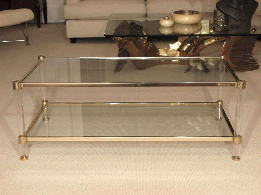 Coffee Table By Pierre Vandel Paris At 1stdibs