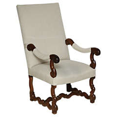 18th Century Languedocienne Chair
