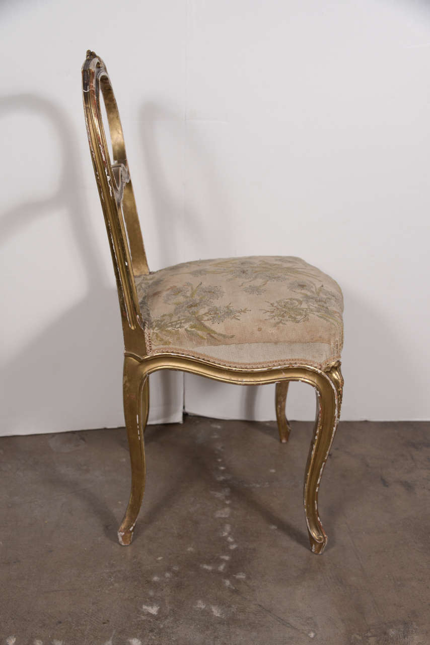 Pair of 18th Century Chairs In Good Condition For Sale In Houston, TX