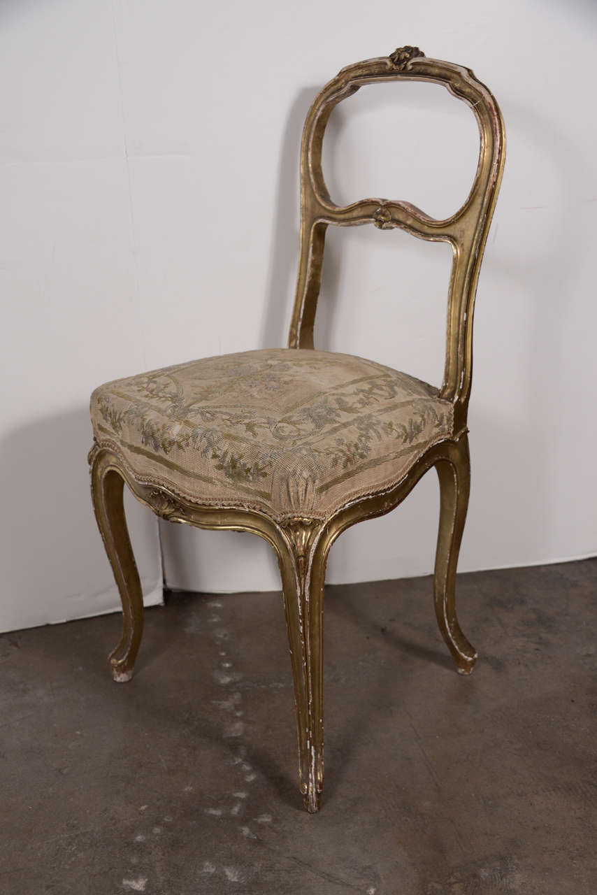 Pair of 18th Century Chairs For Sale 1