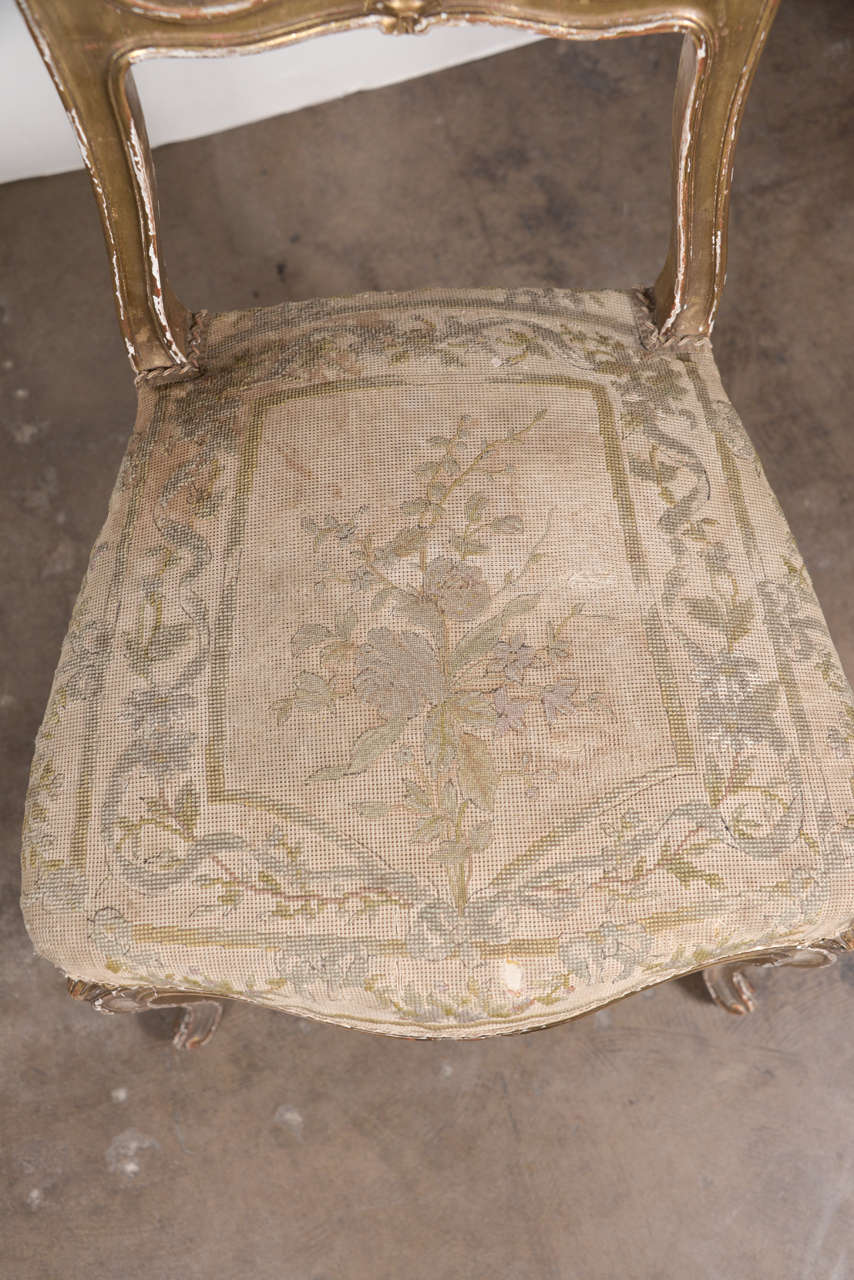 Pair of 18th Century Chairs For Sale 3