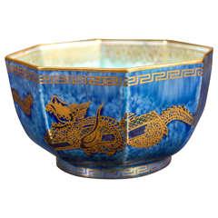 Wedgwood Fairyland Lustre Octagonal Shaped Bowl