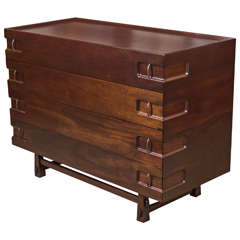 Mexican Modern Edmond Spence Four-Drawer Chest