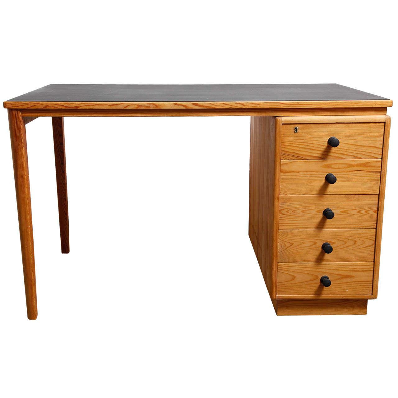 Swedish Desk at 1stdibs