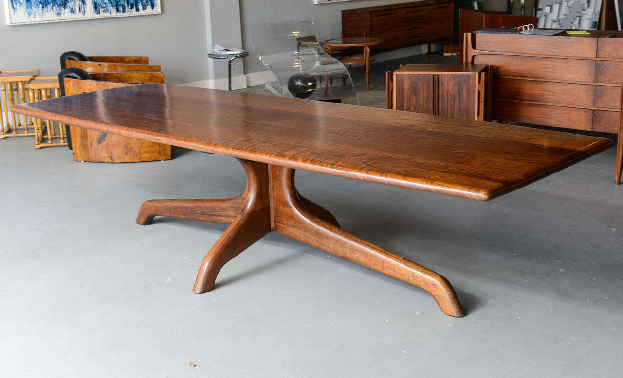 Rare And Important Sam Maloof Dining Or Conference Table