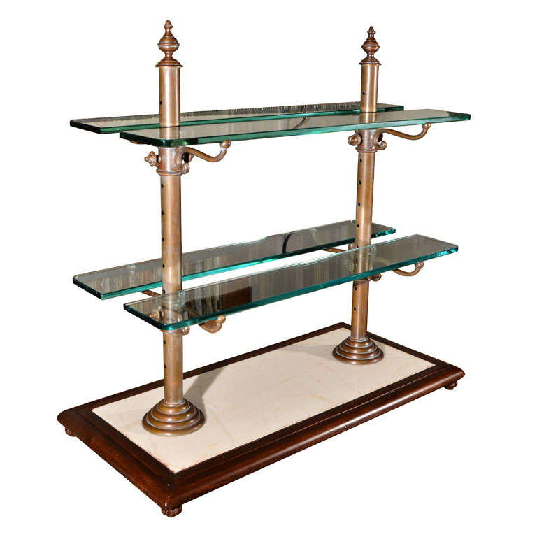for Sawyer marble jewelry stand