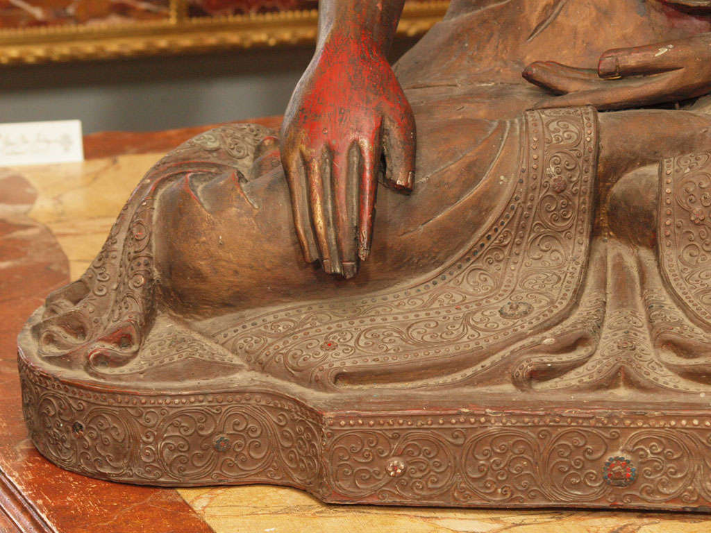 19th Century Thai Buddah For Sale 4