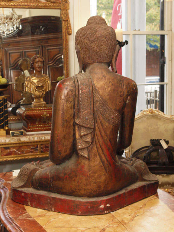 19th Century Thai Buddah For Sale 6