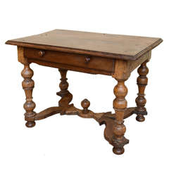 17th century French Walnut  Table