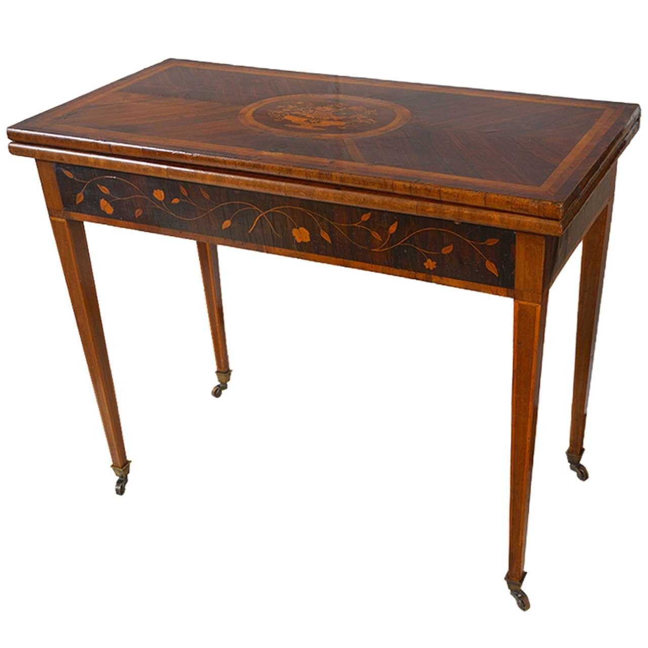 18th c russian inlayed game table at 1stdibs for Xpages table th