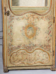 18th C. Venetian Sedan Chair from the Estate of Tiziani thumbnail 3