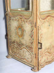 18th C. Venetian Sedan Chair from the Estate of Tiziani thumbnail 7