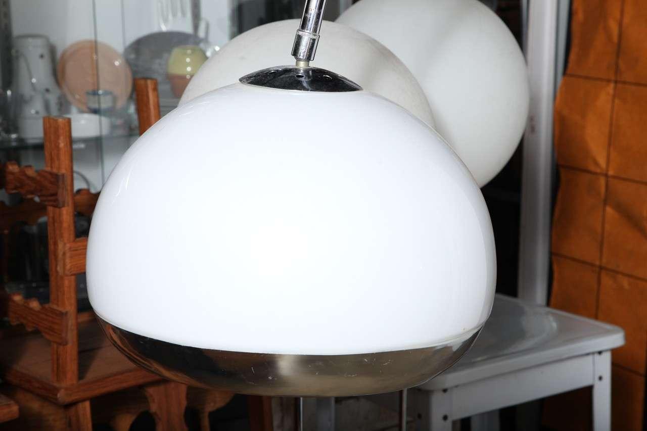 Harvey Guzzini For Laurel Lighting Co Arc Floor Lamp At
