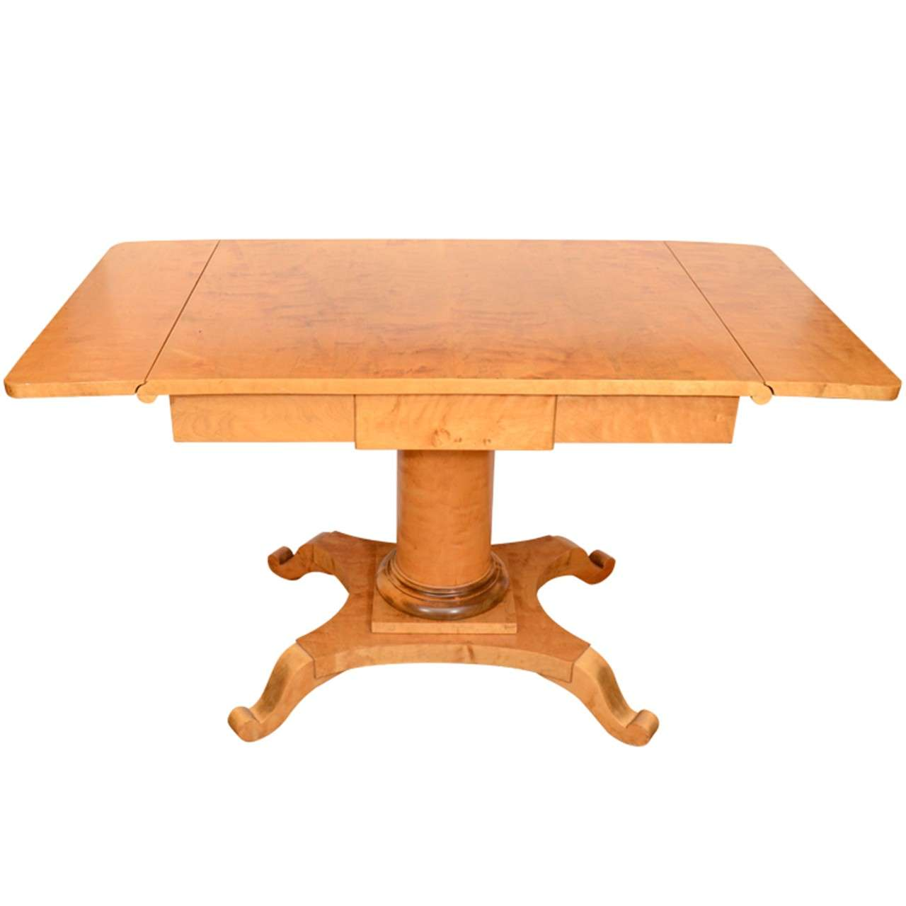 Biedermeier Salon Table