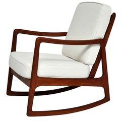 Ole Wanscher Rocking Chair