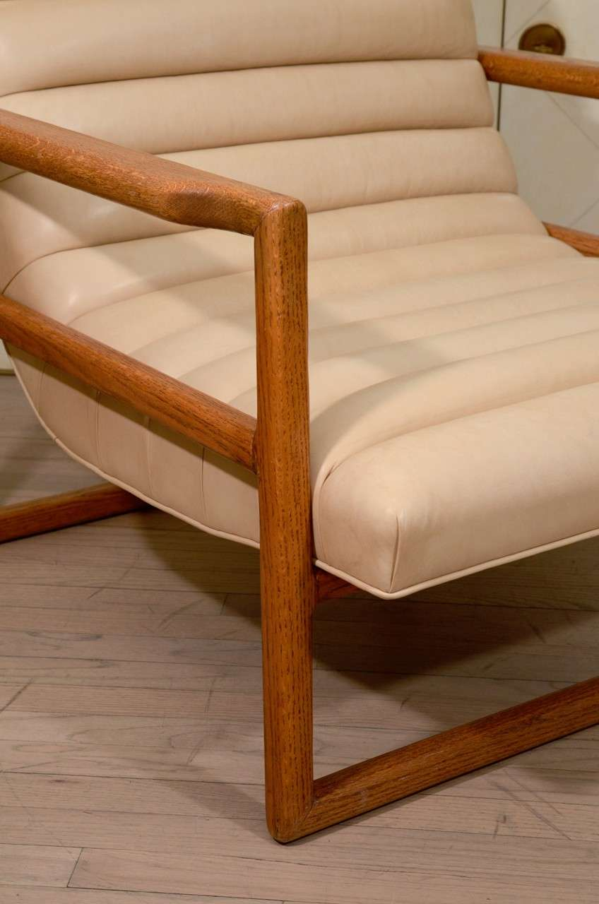 American Milo Baughman Armchairs For Sale