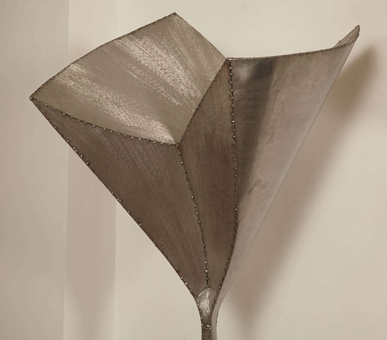 Steel Sculpture, Expansion, 1991 by Tloupas Philolaos In Good Condition For Sale In Paris, FR