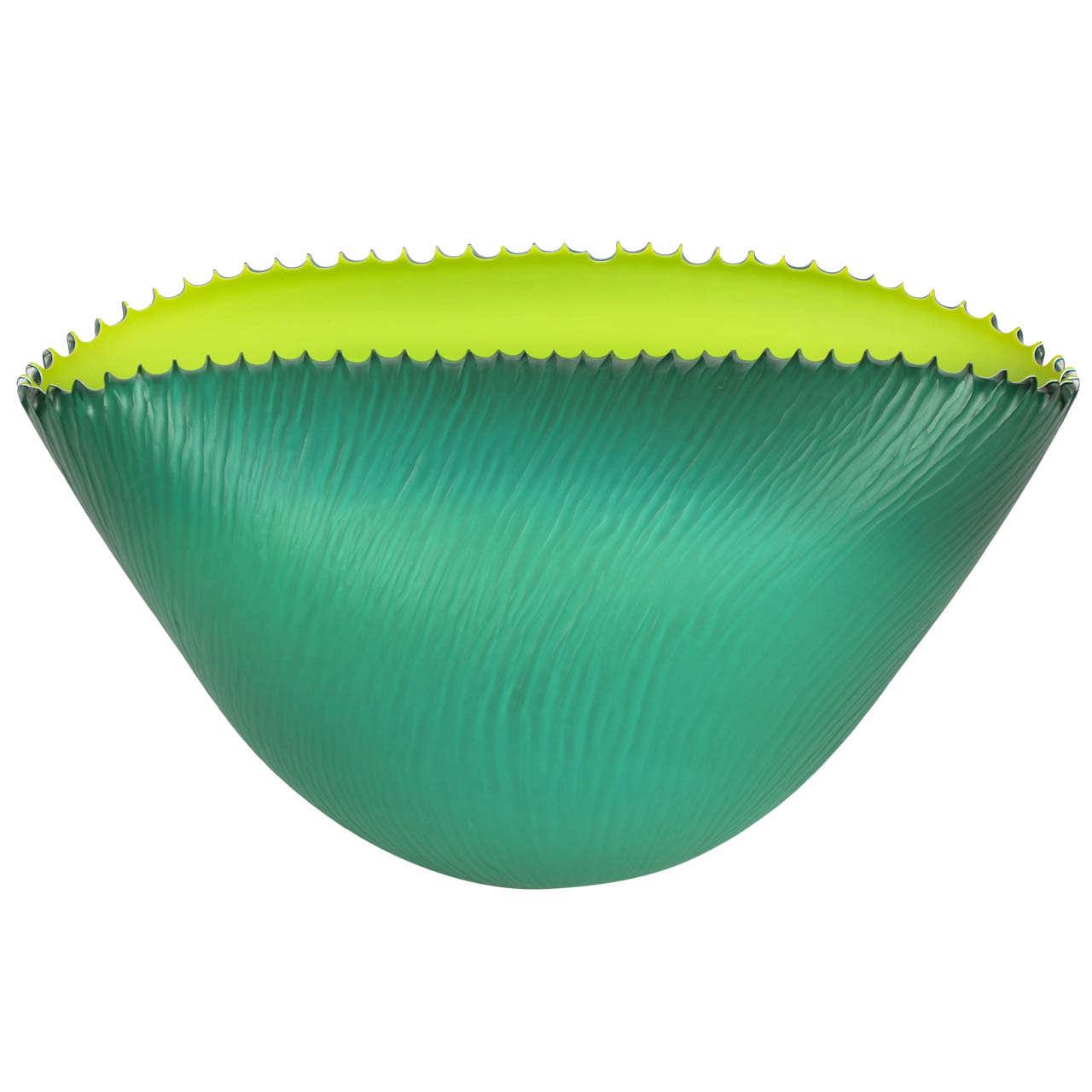 Fin Bowl by Laura Birdsall