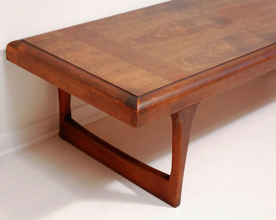 Vintage Lane Bench Coffee Table At 1stdibs
